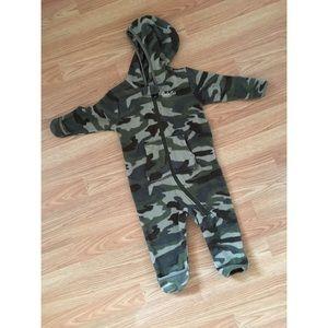 CABELA'S | fleece jumpsuit